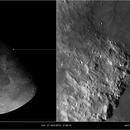 Moon in two views,                                Conrado Serodio