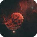 Starless Jellyfish Nebula,                                Byron Miller