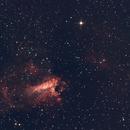 M17 Omega nebula,                                Otzi