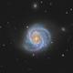 M100 (Blowdryer/Mirror Galaxy),                                Chris Sullivan