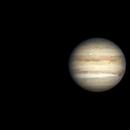 Jupiter 2020-08-21. RGB. Pano of Jupiter and the Galielan Moons.,                                Pedro Garcia