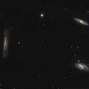 M65 / M66 / NGC 3628 (Arp 317),                                Gary Imm
