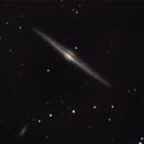NGC4565 - The needle galaxy,                                RononDex