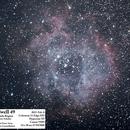 Rosette Nebula,                                Thalimer Observatory