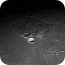Impressions of the 12 Days old Moon (Color),                                astropical