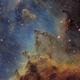 IC1805,heart of Heart Nebula,                                Zhaoqi Li
