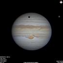 Jupiter, Ganymede and shadow.,                                Javier_Fuertes