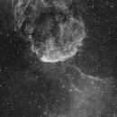The Jellyfish Nebula H-alpha,                                Eric Coles (coles44)