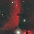 Horsehead Nebulae,                                Simon