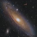 Andromeda Galaxy,                                Valerio Avitabile