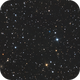 Abell 4 a tiny Planetary in Perseus amongst a sea of galaxies. RGB.,                                Pat Rodgers