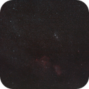 Heart and Soul Nebulas plus Double Cluster,                                Rui Loureiro