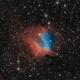 SH2-174 (Bicolor RGB),                                Frank Breslawski