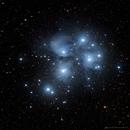 M45 The Pleiades,                                rayp