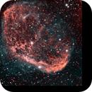 Cresent nebula NGC6888,                                keving