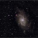 M33 RGB/LPS,                                Roland Oeyen