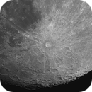 93% Moon - Southern highlands,                                Lee