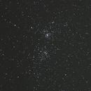 Double cluster,                                Mikko Laine