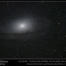 Andromeda Galaxy,                                José Miranda