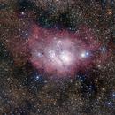 Messier 8,                                Tim Anderson