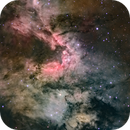 Sh2-155 in Ha-RGB,                                pete_xl