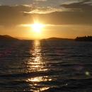Sunset in Croatia,                                nonsens2