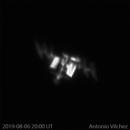 ISS -ANIMATION-   2019-08-06 20:00 UT,                                Antonio Vilchez