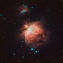 Orion M42,                                Doros Theodorou