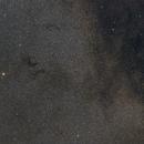 Barnards E and LDN 673,                                Gabriel Siegl