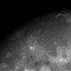 Moon - 20191208 - MAK90 1250 mm,                                altazastro