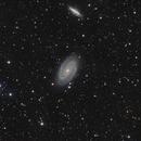 M81 Bode's Galaxy,                                Joe Fox