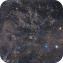 Iris Nebula - Widefield,                                Tristan Campbell