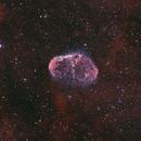 Crescent Nebula (NGC 6888),                                Tyler Black