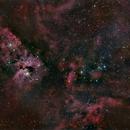 Nebulosa Eta Carinae,                                Rômulo Gomes Queiroz