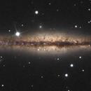 NGC891,                                Florian APPERT
