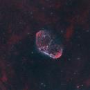 NGC 6888 Crescent Nebula,                                Kathy Walker
