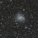 NGC  6946 and NGC 6939,                                Cédric Champeau