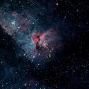 Eta Carinae Nebula,                                bpoppe