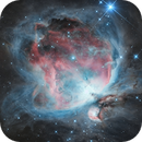 M42 Orion Nebula,                                Nikolaus Popa