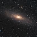 M31 - Andromeda Galaxy,                                Johannes Grimm