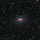 Spiral Galaxy - NGC 6744 ,                                Delberson