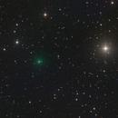 Comet C/2020 S3 Erasmus,                                José J. Chambó