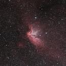 NGC7380 Wide field,                                Andreas Zeinert