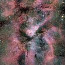 Carina nebula,                                Wil Beowulf Schulze