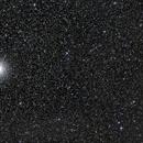 Omega Centauri and NGC5128 widefield,                                Richard Muhlack