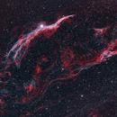 Western Veil Nebula NGC6960,                                Eric Milewski