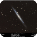 NGC4244,                                Florian Signoret