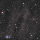 Sh2-73 - A Dusty Molecular Cloud,                                Kurt Zeppetello