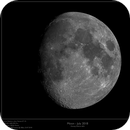 July Waxing Gibbous,                                Frank Schmitz