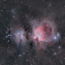 M42 Orion Nebula,                                Gebhard Maurer